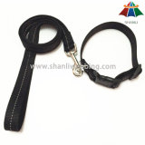 Reflective Nylon Dog Collars and Leashes