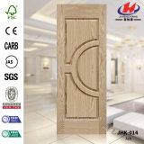 HDF/MDF Ash Veneer Door Skin (JHK-014 Ash)