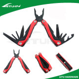 Promotion Black Finish Multi Tool with Knife and Pliers