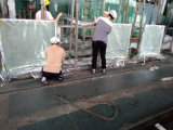Safety Clear and Colored Tempered Laminated Glass