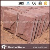 Nature Mushroom Red Sandstone for Wall Paving Tile