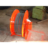 Spring of Cable Reel for Rewinding Power Cable