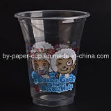Lovely Pattern Plastic Cups