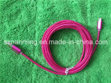 Mobile Phone Cable to Samsung and Nylon Braid USB Cable