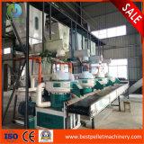 Palm/Efb Small Ring Die Pellet Mill Husk Pellet Machine
