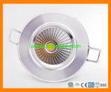 12W High CRI COB Dimmable LED Downlight for Outdoor