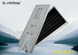 All-in-One Integrated Lighting 80W LED Solar Street Light