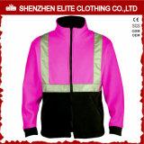 3m Fashion OEM Women High Visibility Pink Safety Jacket