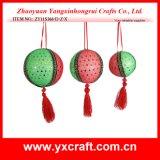 Christmas Decoration (ZY11S366-D-Z-X) Christmas Globe Cheap Christmas Ornaments Balls