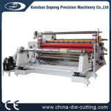 Plastic Film Adhesive Tape Laminating Slitting Machine (DP-1300)