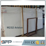 Imported White Marble Slabs for Kitchen Countertops, Floor Tiles, Vanity Tops