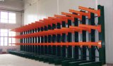 Warehouse Cantilever Crossfit Whalen Industrial Display Rack