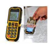 Dual-SIM Rugged Waterproof Senior Mobilephone with Ce (W28)