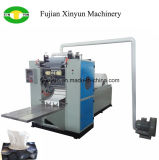 2016 Newest V Fold Automatic Counting Facial Tissue Folding Machine Price