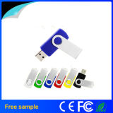 Promotional Gift Free Sample 8GB Swivel USB Flash Drive