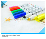 6PCS Jumbo Fiber Tip Water Color Pen for Kids and Students