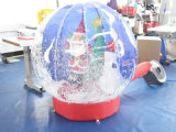 Popular Inflatable Christmas Inflatable Snow Globe for Sale