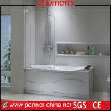 Modern European Shower Screen for Bathtub (CF6211)