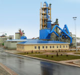 600tpd New Dry Process Cement Production Line