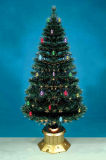 New Product for 2017 Christmas Decoration Christmas Tree 180cm with Multi-Colour LED Diamond Topper Fibre Opitc