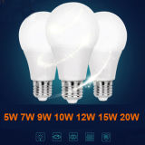 Factory Price E27 Certificated 15/12/9/7W E14 E27 LED Bulb Light