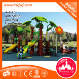 Multi Function Kid Outdoor Play Equipment Outdoor Playground