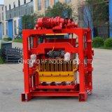 Small Scale Home Business Housing Hollow Block Machine Qt4-35 Concrete Cement Block Production Line