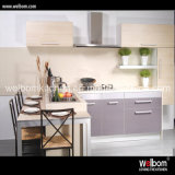 Simple Modern Melamine Kitchen Cabinets