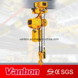 5t Electric Chain Hoist with Trolley