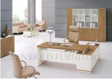 Wood Furniture Dubai Design Office Executive Table Pictures (SZ-OD345)