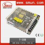 30W Triple Output Switching Power Supply 5V12V-12V