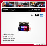 LED Warning Visor Light (LTDG41D)