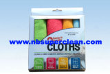 4PCS Microfiber Cleaning Cloths, Microfiber Towel (CN3601-47)