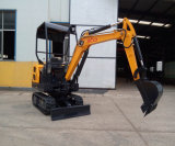 Made in China Hot in Australia Tracked Mini Small Digger Excavator