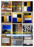 America Size Vehicle Number Plate and Manual Press Machine and Number Mold and Frame Mold with Amercia Sizes