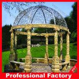 Outdoor Marble Gazebo for Garden Decoration