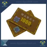 Hot Stamping Security Holoraphic PVC Card VIP Card