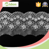 High Quality Wedding Dress Double Organza Lace