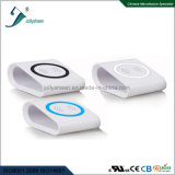 Factory Professional Production Sales Single Coil Smart Fast Wireless Charger White Housing