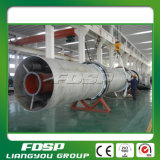 Automatic Steel Pipe Dryer Machine for Drying Sawdust