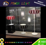 Modern Home Lighting for Table Decorative with Metal Base
