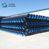 Agricultural Irrigation HDPE Perforated Double-Wall Corrugated Pipe