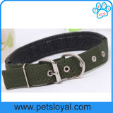 Factory Price Pet Puppy Dog Nylon Pet Collar (HP-107)