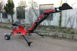 China Best Good Performance Mini Towable Backhoe with Ce Certificate