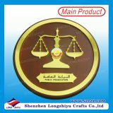 High Quality Wooden Shield Plaque