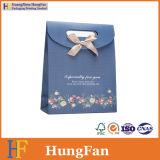 Ribbon Knot Elegant Paper Gift Bag / Shopping Bag / Package Bag