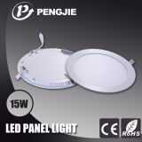 15W LED Panel Light for Indoor Use Hotel School