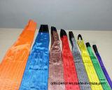 Webbing Sling Capacity Stripes Flat