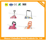 Direct Wholesale Fabric Folding Shopping Supermarket Trolley Cart with Heavy Duty