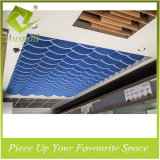 Customized Aluminum Waved Metal Ceiling Tiles